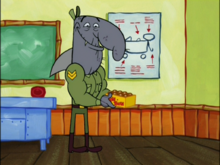 Bon-Bons in Mrs. Puff, You're Fired