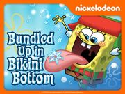 Bundled Up in Bikini Bottom