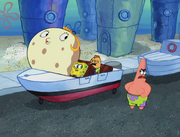 Mrs. Puff, You're Fired 191