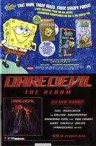 SpongeBob SquarePants VHS and DVD Ad (March 2003)