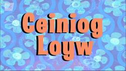 CeiniogLoyw