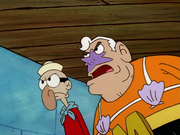 Mermaid Man and Barnacle Boy 189
