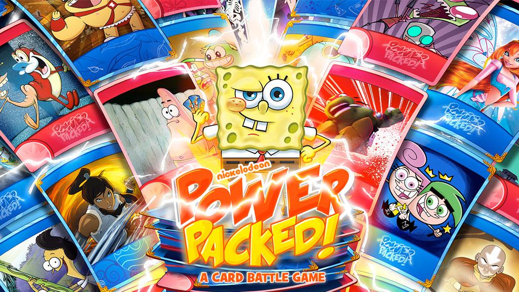 Nickelodeon Power Packed | Encyclopedia SpongeBobia | FANDOM