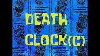 SpongeBob Music Death Clock (c)
