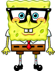 Spongebobwithglasses