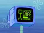 SpongeBob SquarePants Karen the Computer Loading-2