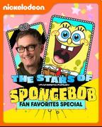 The Stars of SpongeBob Fan Favorites Special cover