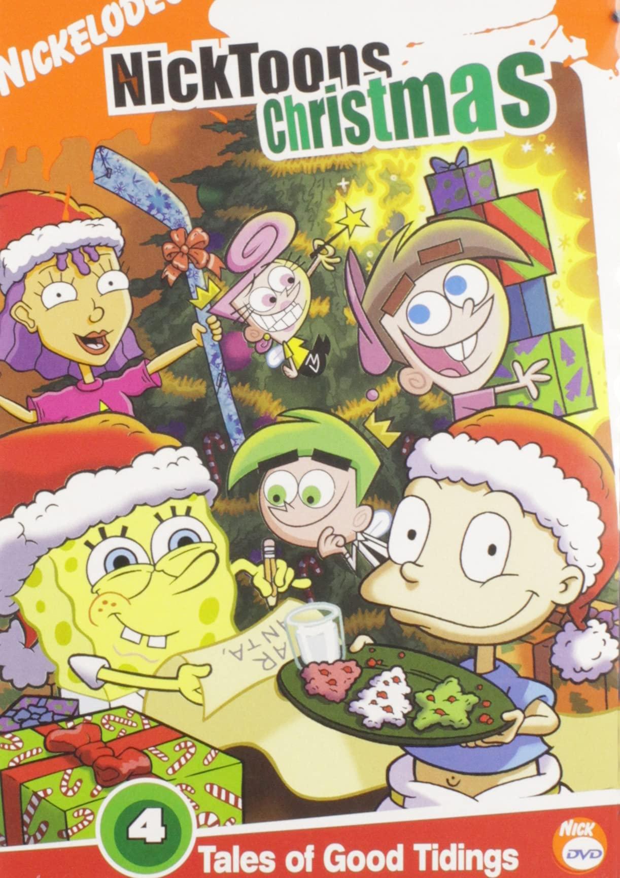 Nicktoons Christmas | Encyclopedia SpongeBobia | FANDOM powered by ...
