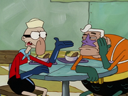 Mermaid Man and Barnacle Boy 096