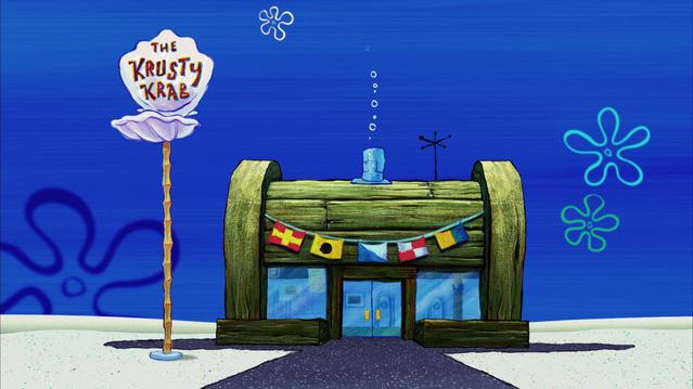File:The Krusty Krab in The SpongeBob SquarePants Movie.png