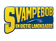 The SpongeBob Movie - Sponge Out of Water Danish logo