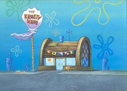 Krusty Krab design