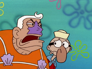 Mermaid Man and Barnacle Boy 153