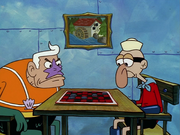 Mermaid Man and Barnacle Boy 193
