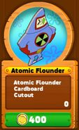 SMI Atomic Flounder Cut-Out