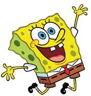 SpongeBobHappy