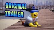 The SpongeBob Movie Sponge Out of Water - Theatrical Trailer (EARLY CONCEPT)