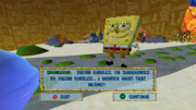 Spongebob Dream World BFBB 2