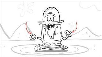 Chatterbox Gary Final Storyboard