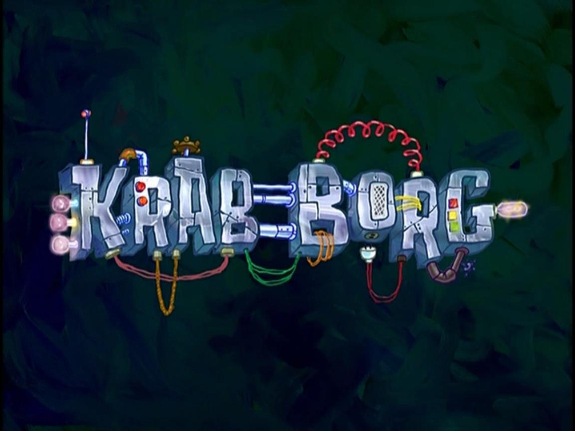 krab borg transcript encyclopedia spongebobia fandom powered