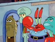 Sandy, SpongeBob, and the Worm 045
