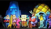 SpongeBob-and-friends-live-characters