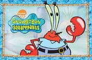 SpongeBob SquarePants Mr Krabs Wallpaper