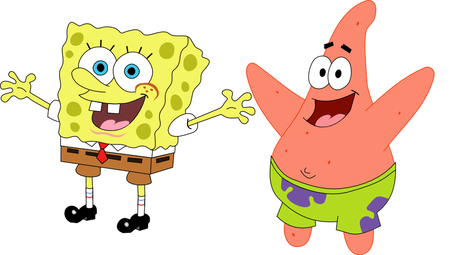 Spongebob And Patrick Icon Pack By Neposas Dgqmr Png