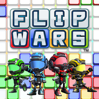 Flip Wars splash