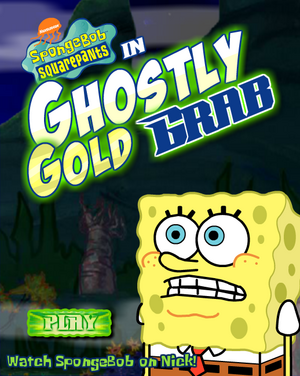 Ghostly Gold Grab