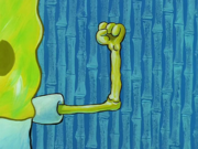 MuscleBob BuffPants 016