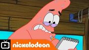 SpongeBob SquarePants Patrick's Game Ideas Nickelodeon UK