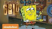 Spongebob Gold Imbianchini Nickelodeon