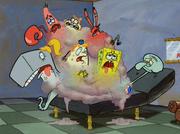 Squidward creepy 9344