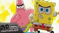 The SpongeBob SquarePants Movie (2005) DvD Menu Walkthrough