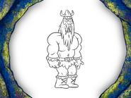 Viking-Sized Adventures Character Art 33