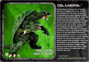 G Unleashed Gamera by MegaZeo