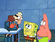 Mermaid Man & Barnacle Boy VI The Motion Picture 043