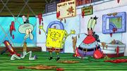SpongeBob You're Fired 384