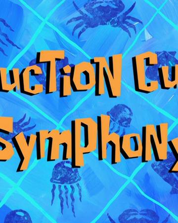 Suction Cup Symphony Encyclopedia Spongebobia Fandom