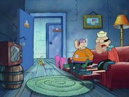 Mermaid Man vs. SpongeBob 048