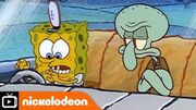 SpongeBob SquarePants - Back it up Nickelodeon