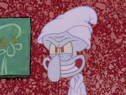 Squidward The Unfriendly Ghost 075