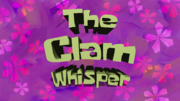 Theclamwhispertitlecardfanmade