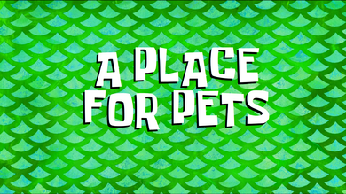 A place for pets fanmade tc from SupraRZmk4