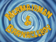 Mermaid Man and Barnacle Boy 179