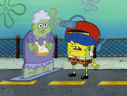 Mrs. Puff, You're Fired 125