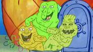 Spongebob Squarepants Attitude of Gratitude - Danish