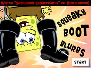 Squeaky Boot Blurbs