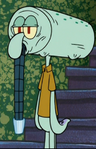 Squidward Vacuum